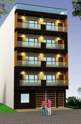 3bhk for sale with car parking