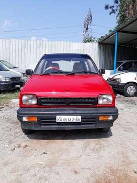 Maruti Suzuki 800 Std BS-III, 1991, Petrol