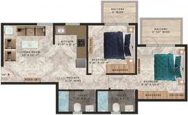 2BHK Apartemts in Pareena Om Apartment Sec-112 Gurgaon