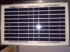 12 watt solar panel available for multiple uses