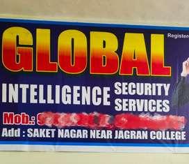 Global intelligency security service