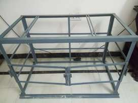 AC outer unit cage