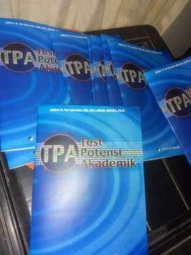 TPA Yul Iskandar Tes Potensi Akademik