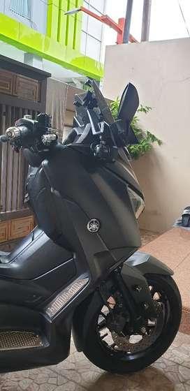 Jual yamaha Xmax 250cc 2017
