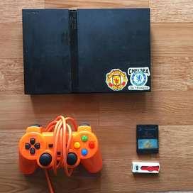 PS2 Slim fullgames flashdisk 16gb