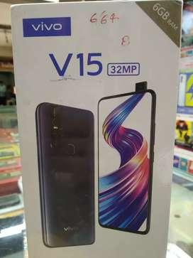 Vivo v15 frozen black colour available at best price