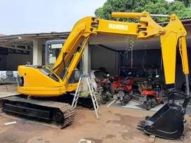 Rental alat berat mini excavator pc50 pc75 sewa beko dozer wales beker