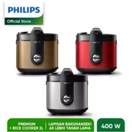 NEW PHILIPS RICE COOKER / MAGIC COM PHILIPS HD-3138 PRO CERAMIC