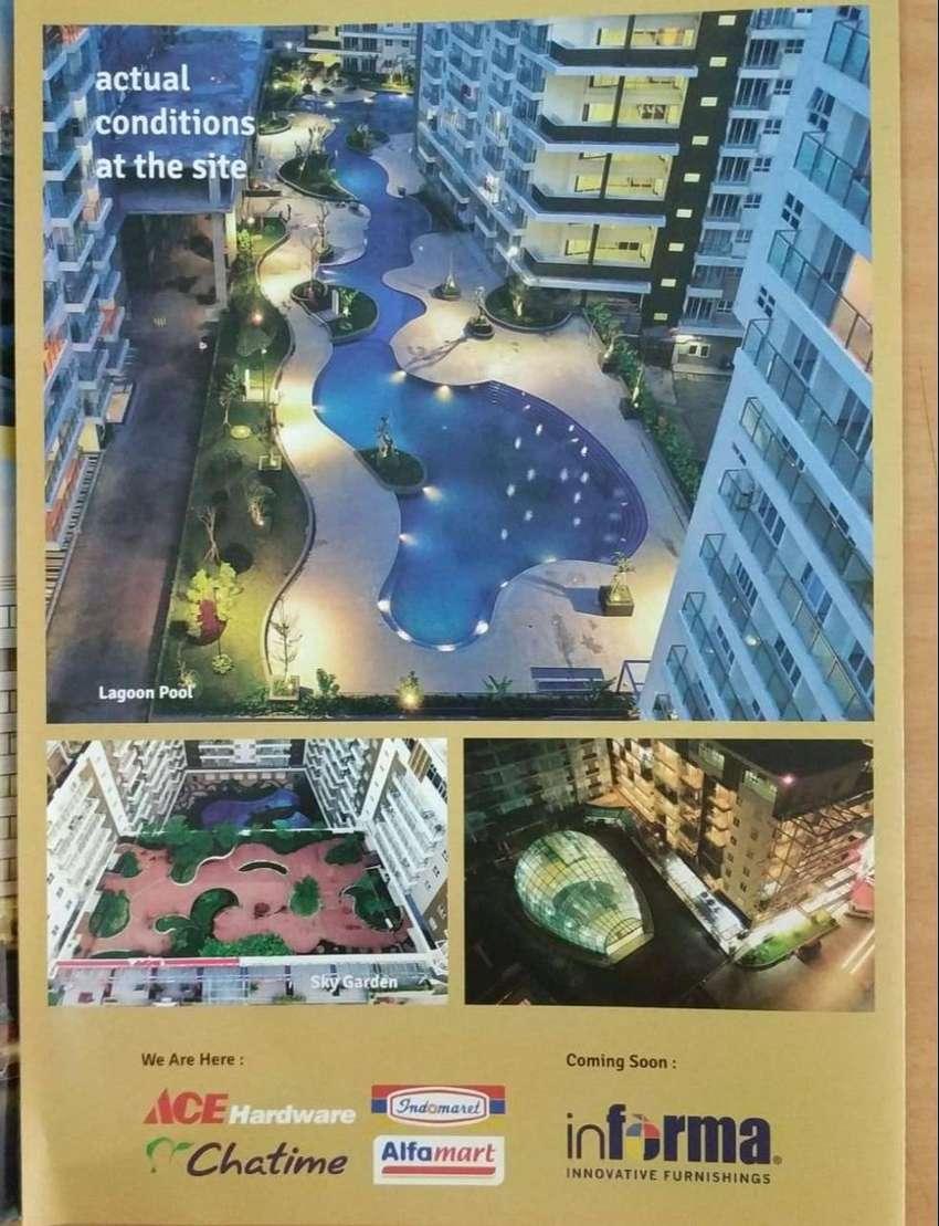 Hanya 5 juta punya apartement mewah gateway pasteur bandung , 2 BR 0