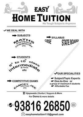 EASY HOME TUITION