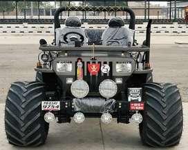 Modified Open Jeeps Hunter jeeps Thar