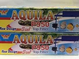 AQUILA P950 Filter Atas Aquarium/Aquascape