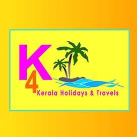 Travel & Holidays Sale Executive