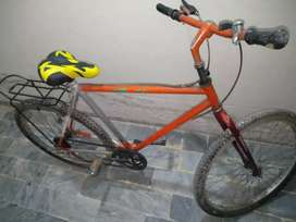 Final 4000 ki.Bicycle in good condition.