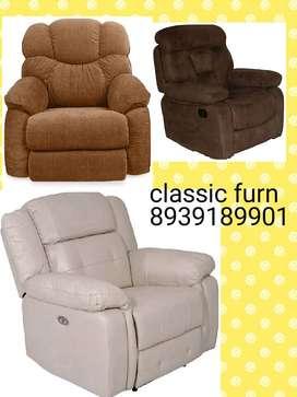 brand new trendy recliner sofa