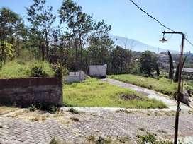 Tanah Dijual di Pusat Kota dekat wisata Alun-Alun Kota Batu Malang