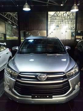 ISTIMEWA [KM19rb] Toyota Innova 2.0 G AT 2017 Silver