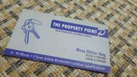 Plots for sale in K-Electric Society