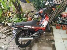 Dijual cepat Honda Supra x 125