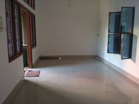 2 BHK flat available at 1st floor. 1 km from