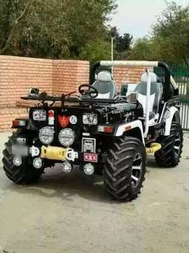 Jain Jeep Motor Garage all State transport facility