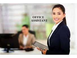 Female Assistant Evening Job
