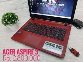 Zona Komputer 》Acer Aspire 3 Red Edition