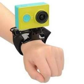 Velcro Wrist Band Pengikat Strap Lengan Xiaomi Yi GoPro Action Camera