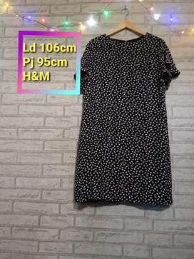 Preloved Like New Dress H&M Original