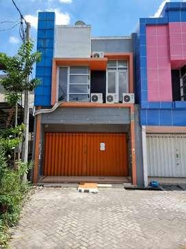 Disewakan Ruko, 4 AC, Letak Strategis, Lamongan Trade Centre LTC