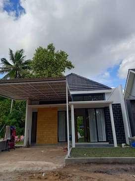 rumah modern dikota Banjarbaru