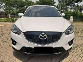TERMURAH 215jt bawa Mazda CX5 2.5 Touring AT 2014/2015 #DOMINO AUTO