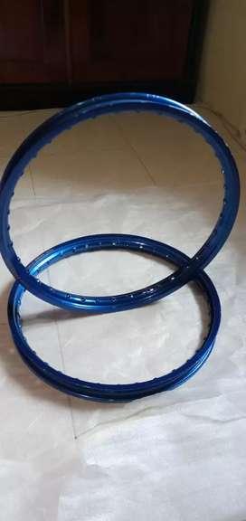 VELG TAKASAGO EXEL ASIA (ORIGINAL BLUE) R 17 X 1,20( sepasang)