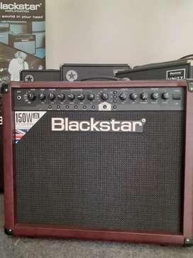 BLACKSTAR AMPLIFIER ID 60 TVP ARTISAN RED