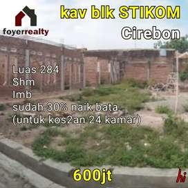 Kav untuk Kos kosan belakang STIKOM Cirebon