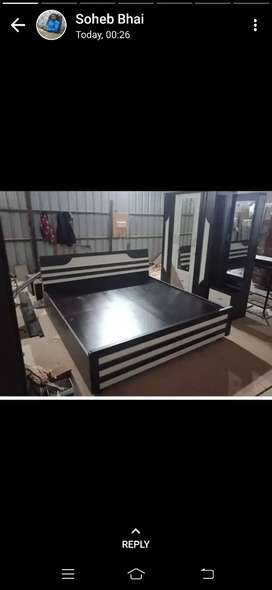 Brand New Bed Room Combo Set 120
