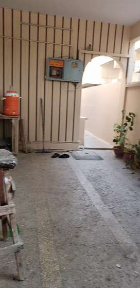 North Nazimabad  block L house for rent on main road sweet water
