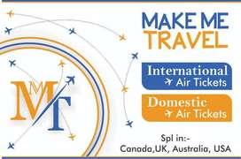 Travel Sales job