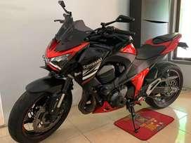 Kawasaki z800 tahun 2013