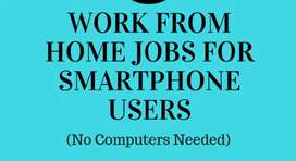 Get paid daily Mobile, pc work