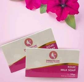 Sabun Kojic Milk Drw Skincare