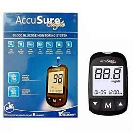Blood check ( Glucometer)