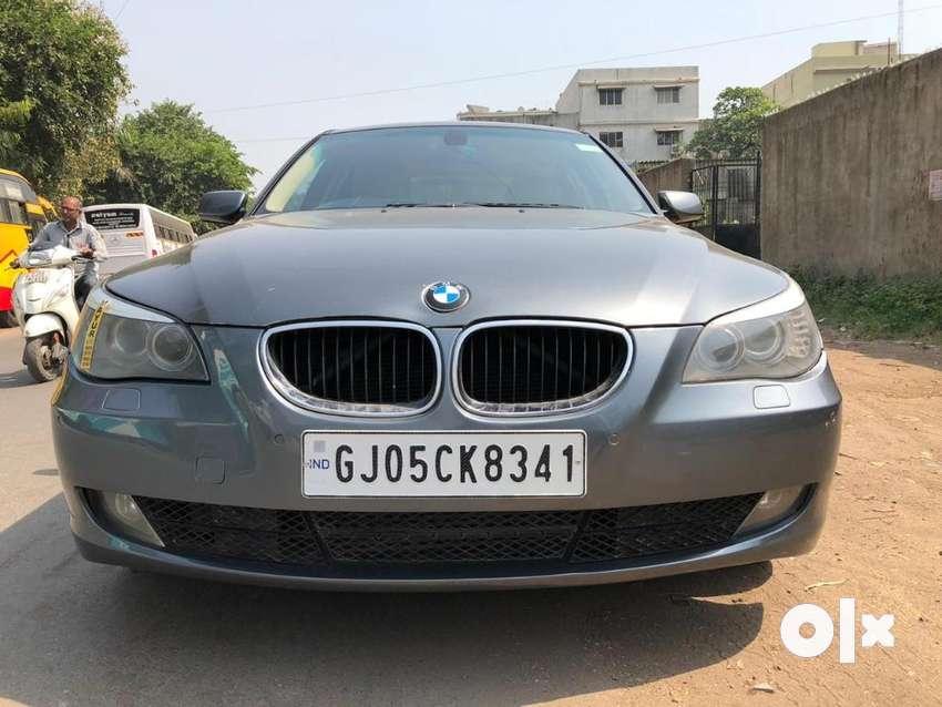 BMW 5 Series 520d Sedan, 2008, Diesel 0