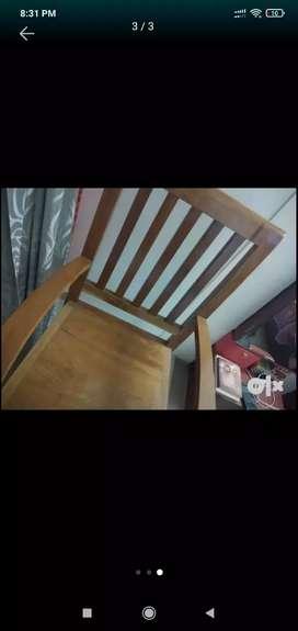 Pure teakwood chair