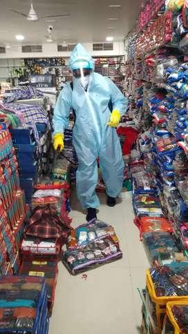 Pest control or sanitaijing Sarvices