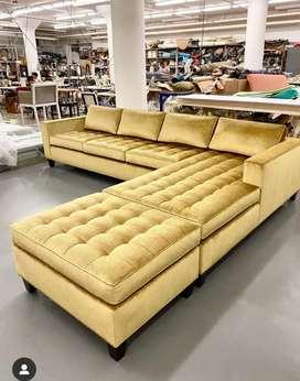 Sam sofa Repair and new sofa