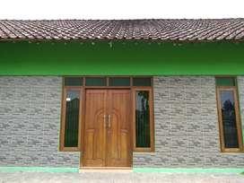 Rumah baru minimalis jln wonosari km 8