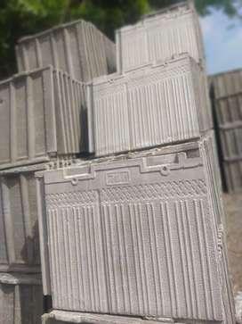 Genteng Beton Flat (Baru) Langsung Produsen