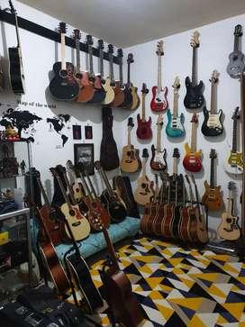 Gitar Store Banjarmasin Kayutangi II