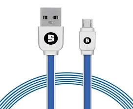 Fast Charging Cable (2.4 A) Micro USB-100 CM For Samsung,OPPO,VIVO